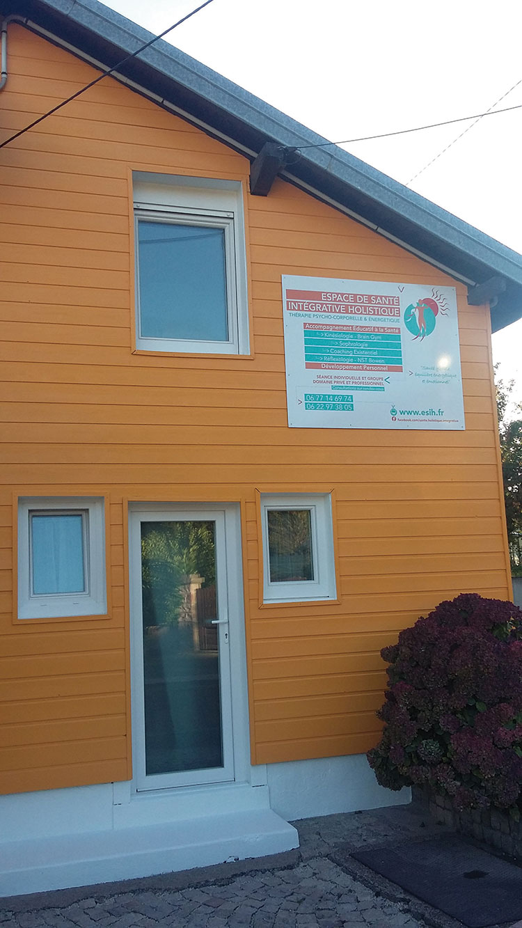 Cabinet ESIH Kinésiologie Formation Thérapie alternative