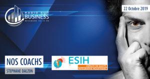 Radio Sud Business : La Kinésiologie avec Stéphane Dalzon