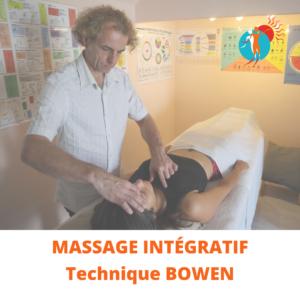 Méthode Bowen : le massage intégratif Esih Vital plus